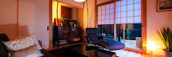 Japanese-Style Deluxe Room with Spa Bath